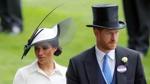 Prinz Harry & Herzogin Meghan: Enthüllt! Sie haben alles von Anfang an geplant