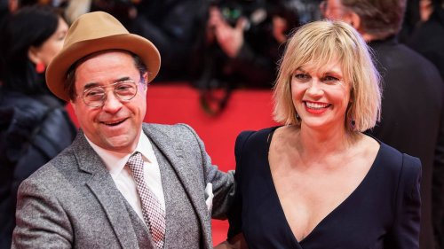 Jan Josef Liefers: 4 Kinder, 3 Frauen - So lebt der Tatort-Star privat
