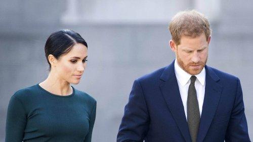 Prinz Harry & Herzogin Meghan: Rückkehr nach England! Ihnen bleibt keine Wahl