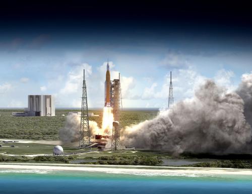 Nelson Funding Bill Mandates Astronauts Go To Mars