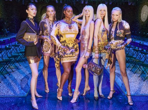 Donatella Versace, Kim Jones on Why Swapping Brands Is Brave