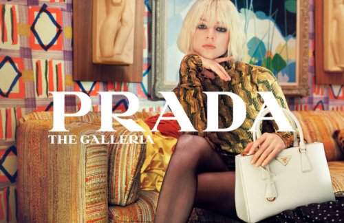 Prada Highlights Galleria Bag, Launches First Dedicated Campaign
