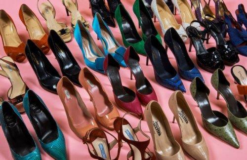 Catherine Deneuve Sells Her Designer Shoes for Charity