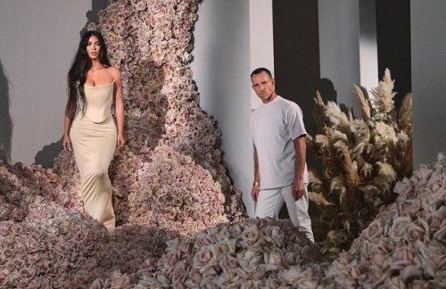 EXCLUSIVE: Kim Kardashian West Collaborates With Longtime Friend for KKW Beauty Launch