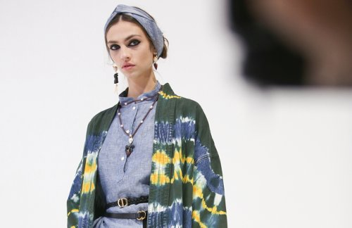 How Tie-dye Is Helping Fashion to Overcome the Pandemic Blues