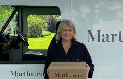 Martha Stewart Launches Martha.com Selling Her Branded Merchandise and Curated Collections
