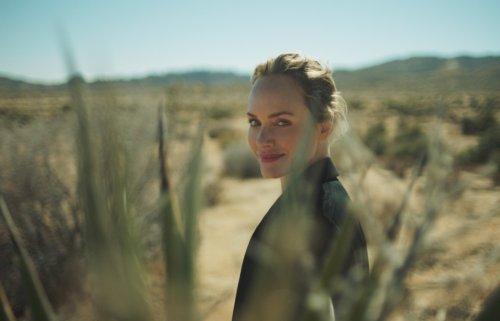 Amber Valletta Named Sustainability Ambassador for Karl Lagerfeld