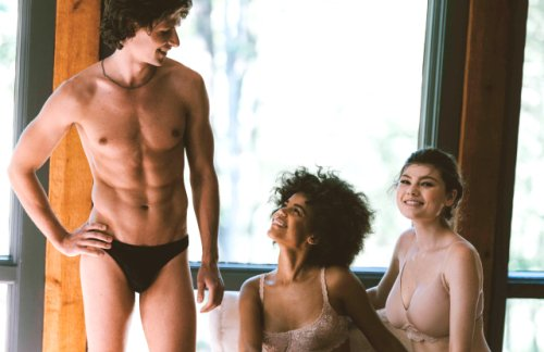 Cosabella Pumps Up Inclusivity With New Underwear Sizes Across Genders