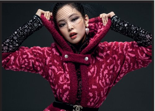 Blackpink's Jennie Fronts Chanel's Coco Neige Campaign