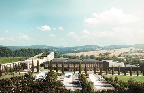 Furla Unveils New Design, Production Plant in Tuscany
