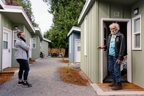 The Citation of a Notorious Court Case Raises Legal and Moral Questions About Portland's Homeless Camp Sweeps