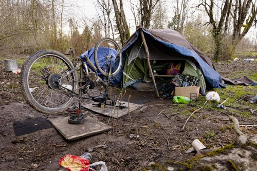 Oregon's New Law to Protect Houseless Campers May Not Change Portland Policy on Sweeps