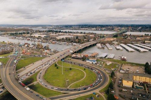 U.S. Rep. Earl Blumenauer Says It's Light Rail or Bust for the Next Columbia River Bridge