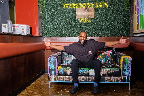 Everybody Eats Started on the Outer Eastside and Now It's Here—Bringing Chicken and Waffles and Seafood Mac 'n' Cheese to the Heart of the Pearl District