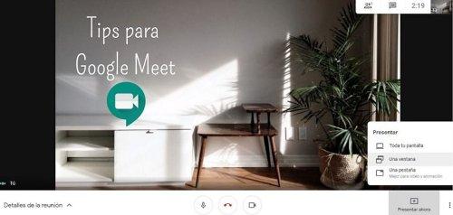 5 tips para Google Meet en 2021