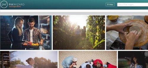 pikwizard, un nuevo banco de imágenes con más de 100.000 fotos gratuitas