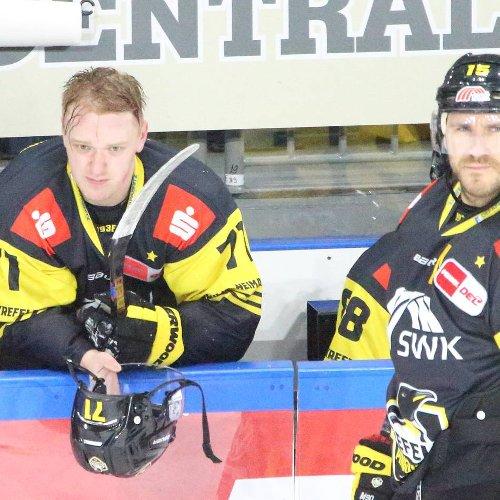 DEL: Krefeld Pinguine: Olson und Tyanulin weg - Belov und Lessio sollen bleiben