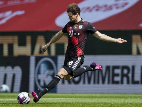 """Bayern München: Hainer: """"Konstruktive Gespräche"""" mit Goretzka und Kimmich"""