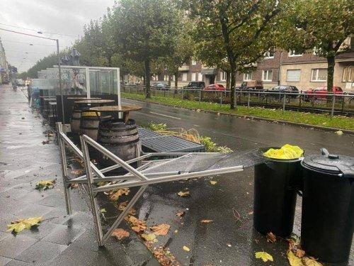 NRW: Hunderte Sturm-Einsätze: Aber keine größeren Schäden