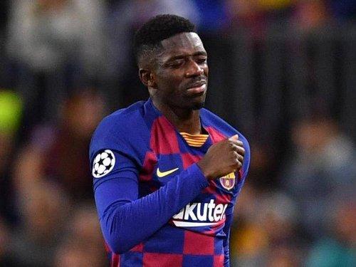 FCBarcelona: Franzose Dembélé muss wegen Knieverletzung operiert werden