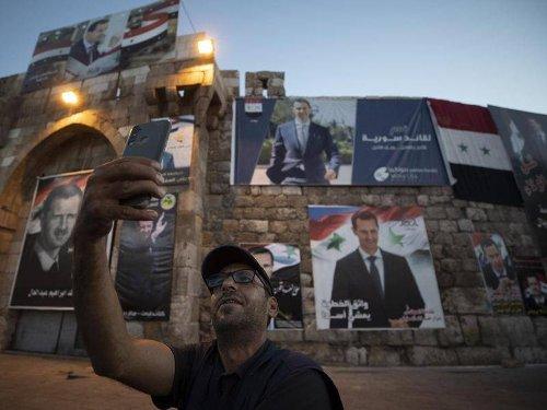 Amtsinhaber Baschar al-Assad: Präsidentenwahl in Syrien begonnen