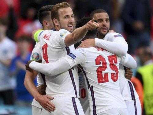 Fußball-EM: England versöhnt Fans mit dem Gruppensieg