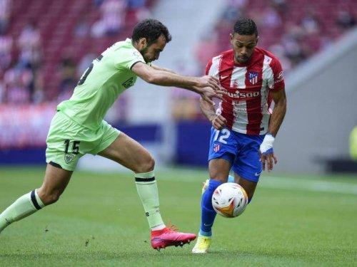 Primera Division: Meister Atlético Madrid in Unterzahl mit 0:0 gegen Bilbao