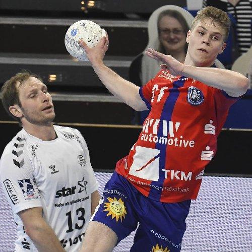Handball-Bundesliga: BHC mit gestärktem Selbstvertrauen nach Flensburg