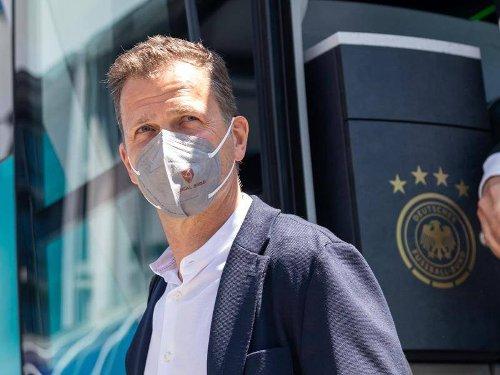 DFB-Direktor: Bierhoff: EM-Abschneiden ohne Bedeutung für eigenen Job