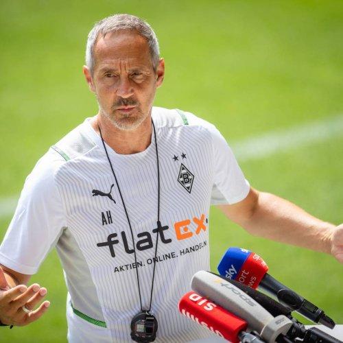 Fußball-Bundesliga: Borussia Mönchengladbach: Mehr Tempo, mehr Biss und weniger Gegentore