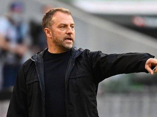 """Bundesliga: Flick spricht """"kurz"""" mit Kahn - Voller Meister-Fokus"""