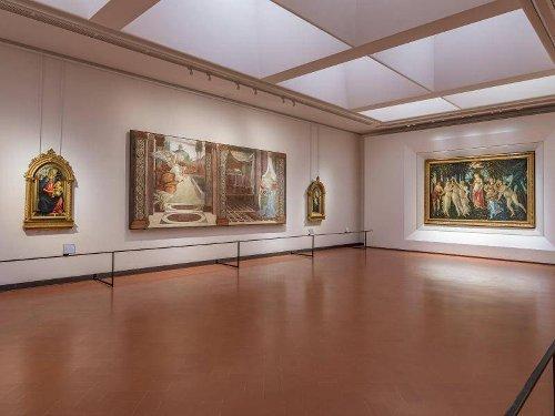 Verstreute Uffizien: Chance für die Kultur: Florenz ohne Touristen