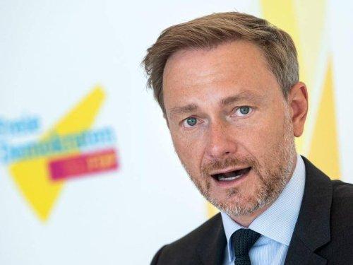 """ARD-Sendung: FDP-Chef Lindner verspätet sich bei """"Hart aber fair"""""""