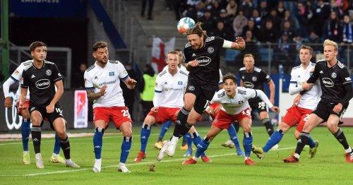 Fortuna Düsseldorf: Beim 1:1 nach der Roten Karte gegen Edgar Prib beim Hamburger SV war Adam Bodzek als Anführer da [WZ+]