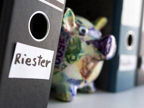 Renten-Tipp: Auszahlung der Riester-Rente ist nicht immer die beste Wahl