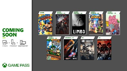 Coming Soon to Xbox Game Pass: Gang Beasts, Limbo, Prodeus, and More - Xbox Wire