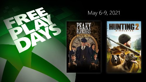 Free Play Days – Peaky Blinders: Mastermind and Hunting Simulator 2 - Xbox Wire