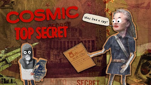 Cosmic Top Secret Available Now for Pre-Order - Xbox Wire