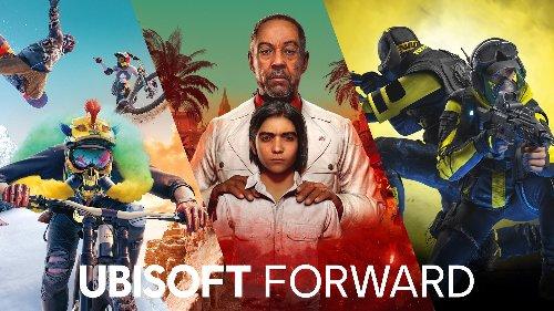 Ubisoft Forward 2021 Recap - Xbox Wire