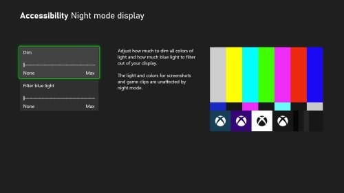 October Xbox Update: 4K Dashboard, Xbox Night Mode, and More - Xbox Wire