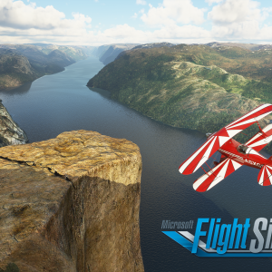 Microsoft Flight Simulator World Update V: Nordics Now Available for Free - Xbox Wire