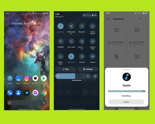DotOS 5.1 will add a new wallpaper-based theming system and QS UI inspired by Android 12