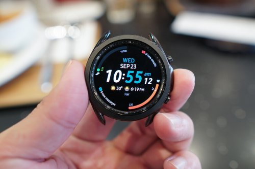 Samsung Galaxy Watch 3 update improves WiFi and system stability
