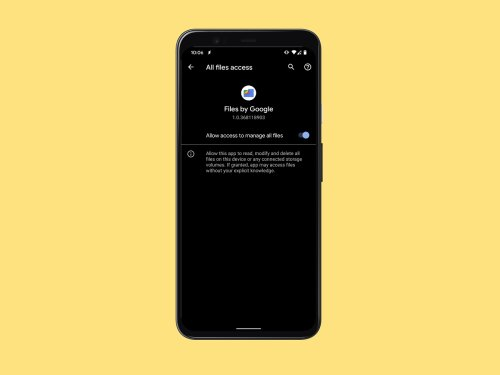 Google to finally let apps request All Files Access on Android 11 next month