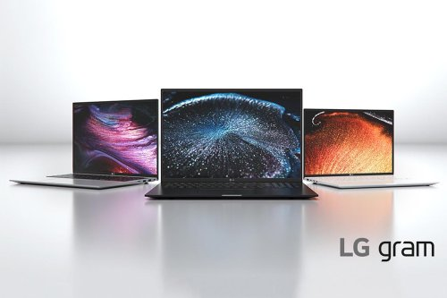 LG Gram 2021 series notebooks officially launched at CES