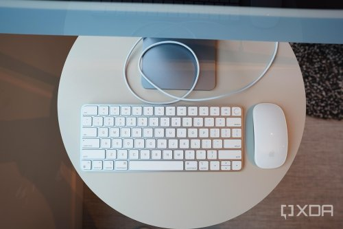 iMac color-matched Magic Mouse and Keyboard Review