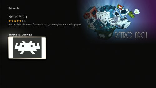 RetroArch is now officially available on Amazon Appstore