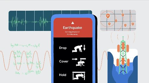 Android phones now show earthquake alerts in Greece and New Zealand