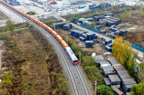 Blockchain powers China-Europe rail trade - Xinhua   English.news.cn