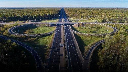 Самые длинные прямые дороги России | АВТО INFO